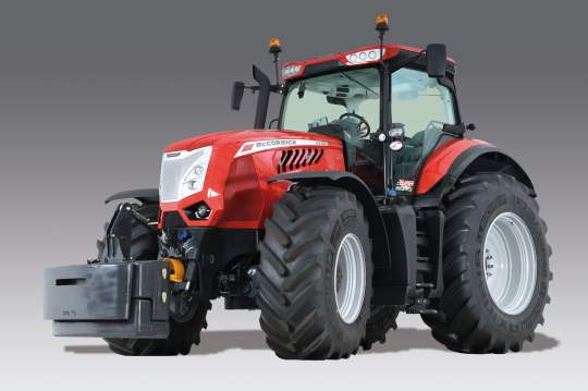 McCormick Tractors from HJR Agri Ltd, Oswestry, Shropshire