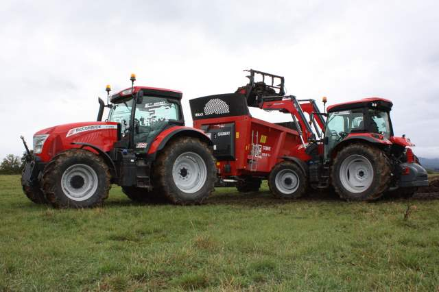 """Terry Hughes: """"Expansion is always useful for any business so being able to extend our McCormick customer base is a great opportunity for us."""""""