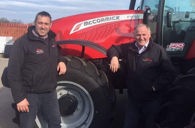 McCormick Dealer HJR Agri Expands Area