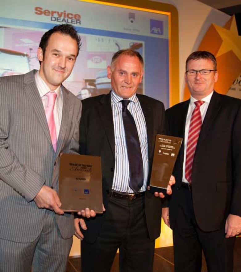 HJR Agri Oswestry Ltd McCormick Award