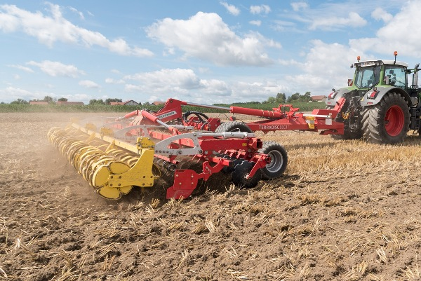 Pottinger Tillage machinery from HJR Agri Ltd, Oswestry, Shropshire