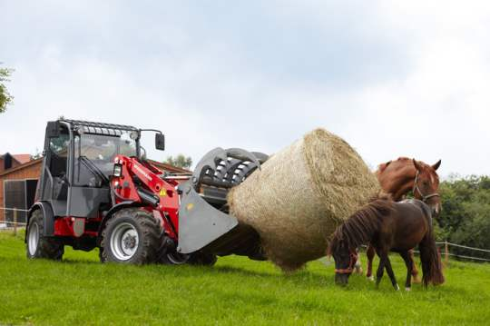 Weidemann Loaders from HJR Agri Ltd, Oswestry, Shropshire