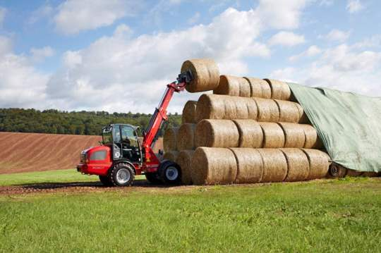 Weidemann Tele Wheel Loader from HJR Agri Ltd, Oswestry, Shropshire