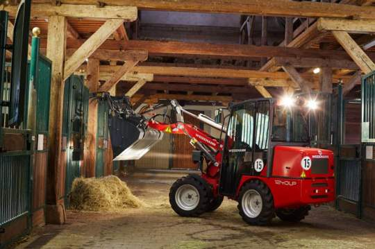 Hoftrac Loaders from HJR Agri Ltd, Oswestry, Shropshire