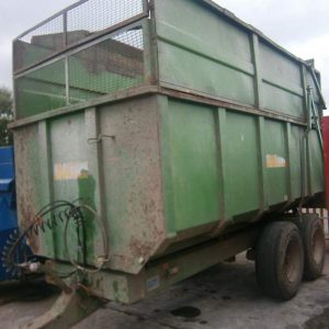AW 10 Ton Silage Trailer for sale at HJR Agri Ltd, Oswestry, Shropshire