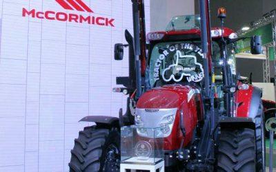 X6 VT Drive award for McCormick tractors