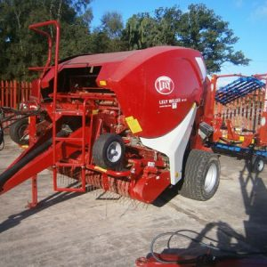 Welger RP245 Round Baler for sale at HJR Agri Ltd, Oswestry, Shropshire