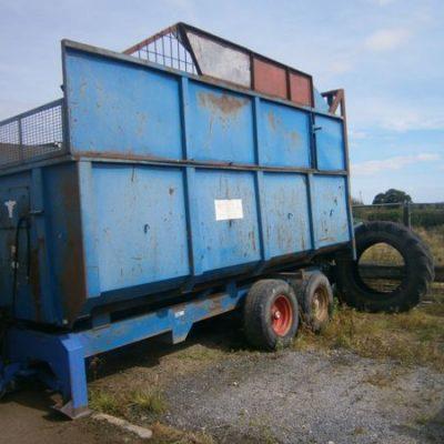 West 10 Ton Trailer for sale at HJR Agri Ltd, Oswestry, Shropshire