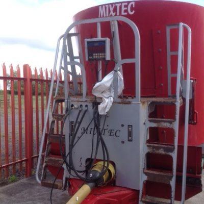 Mixtec 15CM Twin Tub Mixer