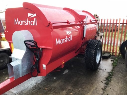 Marshall Rotary Muck Spreader for Sale