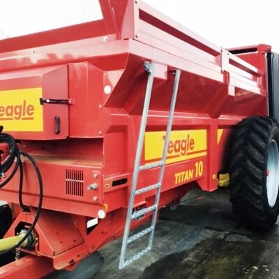 Teagle Titan Muck Spreader for Sale