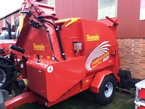 Teagle Tomahawk Bedder Feeder for Sale