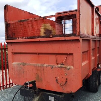 Griffiths 8 Ton Silage Trailer for Sale