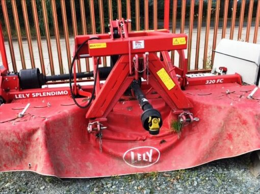Lely 320FC Mower Conditioner for Sale