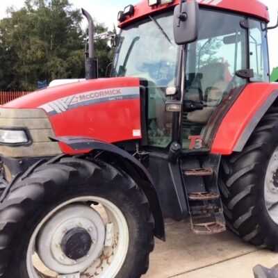 McCormick MC115 Tractor for Sale